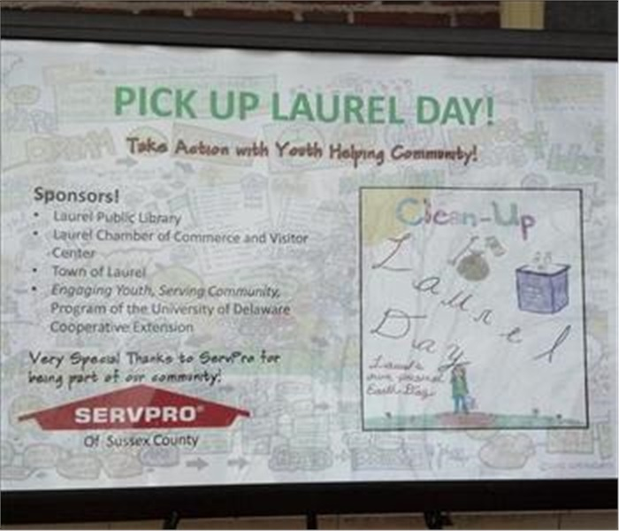 SERVPRO Supports Local Youth