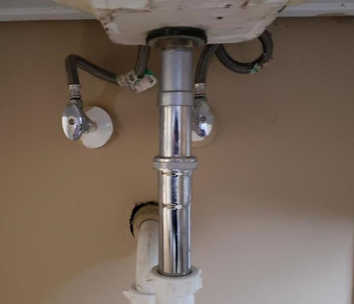 Water Damage Bad Pipe Dreams
