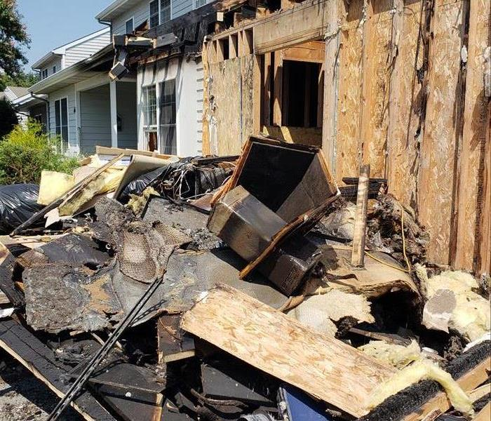 Fire Damage Strong Smell of Smoke in your Sussex County Home or Business?
